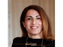 Mariet Ghadimi, nominerad till Raoul Wallenbergpriset 2017