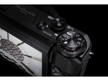 PowerShot G7X MkII Gallery Mode Dial BK Beauty
