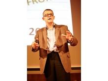 Professor Hans Rosling hedersmedlem i Barnplantorna