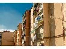 Tvätt i Spanien