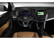 Nye Hyundai i40 med Android Auto