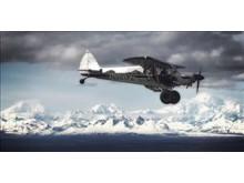Hi-res image - ACR Electronics - The Alaska Airmen Association's raffle plane