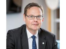 Johan Sterte, rektor Luleå tekniska universitet