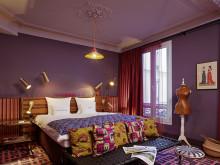 Hotellrum 25hours Hotel Terminus Nord Paris