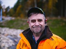 Dela Billsta - Lennart Fridén, Hackåsbo och andelsägare i Dela Billsta.