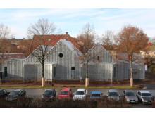 PLÅTPRISET 2016 tilldelas TENGBOM för Tingsrätten i Alingsås.