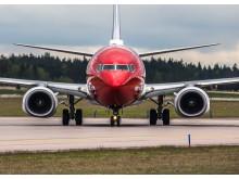 Norwegian's Boeing 737-800