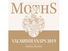 Moths Valnøddesnaps 2019