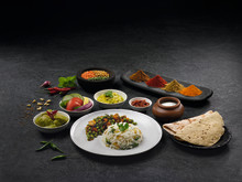 Business Class Ruchi Thali (Indian) Maincourse
