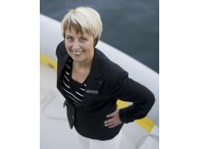 Marknadschef  Karin Åkerman