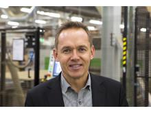 ITAB koncernchef Ulf Rostedt