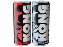 Lidls egen energidrik, Kong Strong, er ligeledes omfattet af den nye regel.