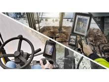 Volvo Smart View - ger en 360-gradersbild i realtid