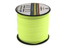 Poly-Light-8 neon-gul, 2 mm x 50 m, spole