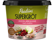 Paulúns Supergröt (kyld) - Lingon, Äpple & Kanel