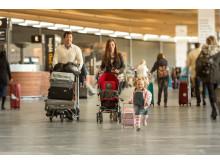 Forenklet transfer på Oslo Lufthavn