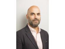 Porträttfoto av Roberto Bresin, professor vid Avd. för medieteknik och interaktionsdesign, KTH