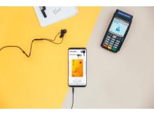 Samsung Pay_Galaxy_S8_Swedbank_1