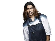Sergio Benvindo är klar för final i Big Brother Maktspelet. Foto: Magnus Selander/Kanal 11