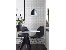 Eco Wallpaper, Black & White