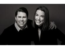 Nicklas Andersson & Johanna Kull. Bild: Avanza