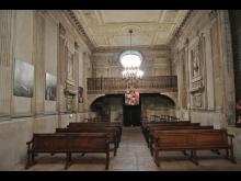 Nunnornas kapell hos Patriarche Père & Fils, Bourgogne