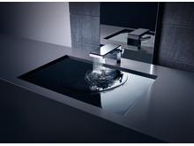 AXOR MyEdition håndvaskarmatur i krom/spejlglas i miljø