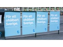 För ett ohålbart Sverige