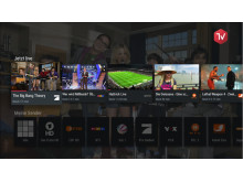 Magine TV-App auf Amazon Fire TV