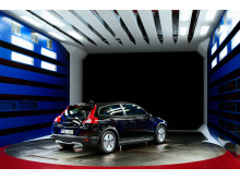 The Volvo Cars Wind Tunnel, test of a Volvo C30, bild 2