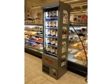 Kjøleskap på Meny Manglerud