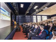 Eröffnung Weltmarktführer-Forum in der Kunst- und Kulturhalle Louisenlund