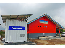Power Supply Container in Bandung Indonesia