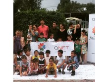 QNET Kazakhstan - Children had fun at the Iftar session.JPG