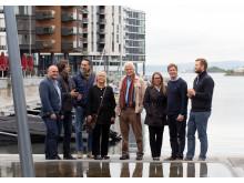 Nye partnere og ny daglig leder i NIELSTORP+ Arkitekter