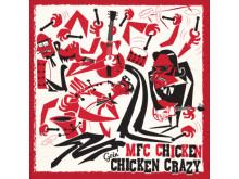 MFC_Chicken_-_Goin_Chicken_Crazy_LP_Cover_-_Please_add_artwork_credit_Chris_Moore