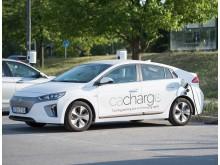 Siemens och CaCharge samarbetar för snabb elbilsladdladdning
