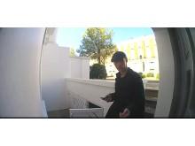 Steve Dillon on video doorbell