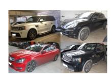 stolen cars