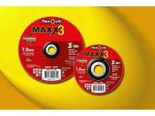 Flexovit Maxx3 Inox - Tuote