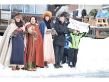 Isfest i Sigtuna under Vikingarännet