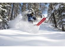 Stöten Snö Skidåkning_7508419