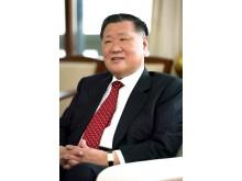 Hyundai Motor Co. Chairman Chung Mong-koo