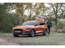 Ford Focus Active stasjonsvogn 5-dørs