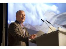 Professor Dr. Dr. Stefan Haßfeld beim PEERS-Jarhestreffen 2014