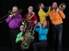 Majas Alfabetssånger /Brass-sextett ur NorrlandsOperans Symfoniorkester