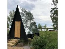 Nolla kabin, Lidö