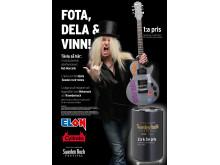 Tävla med ELON under Sweden Rock!