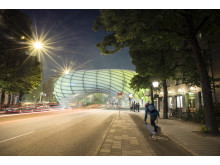 Premierad i Design S, Arkitektur: InsectCity – BuzzBuilding