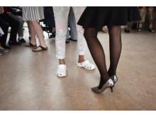 Crocs og høje hæle: Der er plads til alle